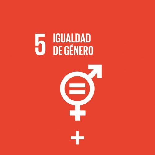 5. Igualdad de Género